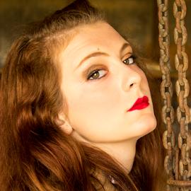 by Jack Scott - People Portraits of Women ( cool, model, texas, portrait, filter )