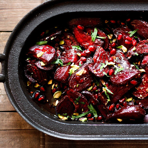 Moroccan Beet Salad With Cinnamon Recipes — Dishmaps