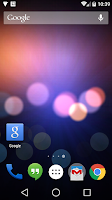 Screenshot of City Bokeh Free Live Wallpaper
