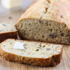 Honey Pecan Tea Bread