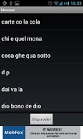 Screenshot of Germano Mosconi