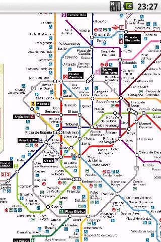 Madrid RailMaps