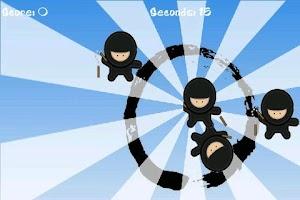 Screenshot of Ninja vs Samurai