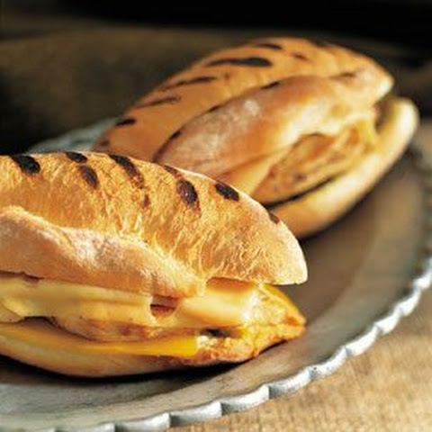 Grilled Chicken Cuban Sandwiches