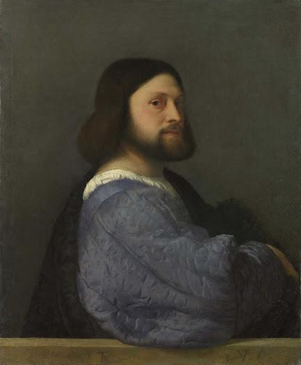 Tiziano, Ritratto