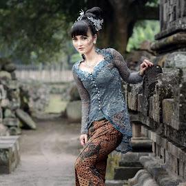 Java Girl by Bayu Ediputro - People Fashion