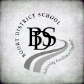 Boort District School icon