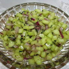 Cool Cucumber Relish