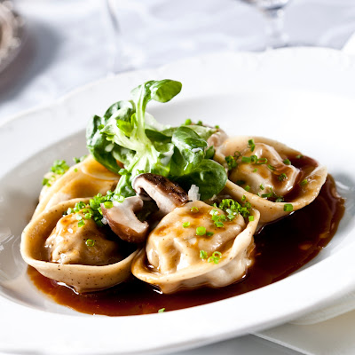 Russian Pot Stickers (Pelmeni)