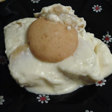 Cream Cheese Banana Pudding