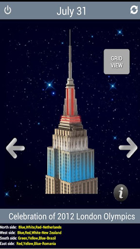 Empire City Lights