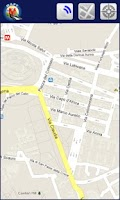 Screenshot of Dubai offline map