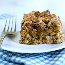 Oatmeak Snack Cake