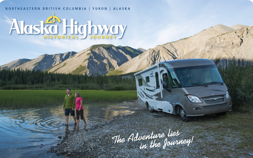 Alaska Highway Journey - screenshot