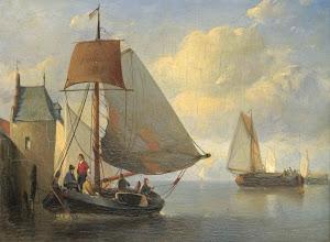 RIJKS: Antonie Waldorp: painting 1855