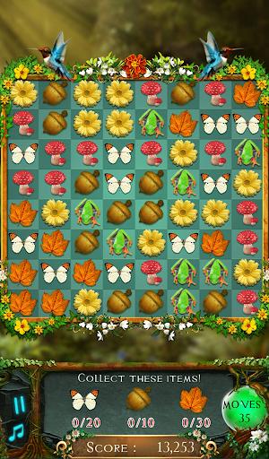 Hidden Object - Dryad Wonders - screenshot