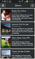 Screenshot of Fulham FC