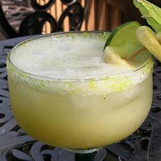Margarita with Banana