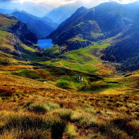 let me dream by Luna Sol - Landscapes Mountains & Hills (  )