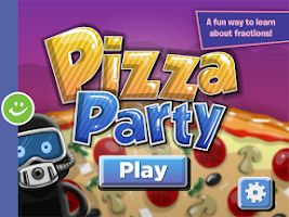 Screenshot of Pizza Party - SylvanPlay™