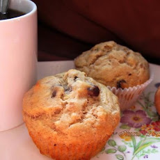Lazy Banana Muffins (In the Oven in Just over 5 Minutes)