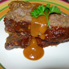 Angel's Tangy Meatloaf