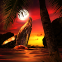 Whale Sunset icon