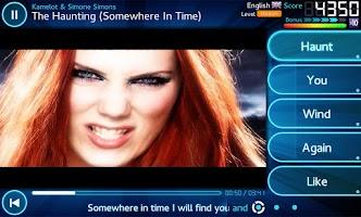 Screenshot of LyricsTap (Lite)
