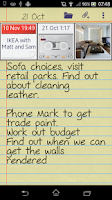 Screenshot of notePad Free Photos,Sounds