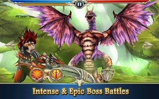 Screenshot of Monster Blade