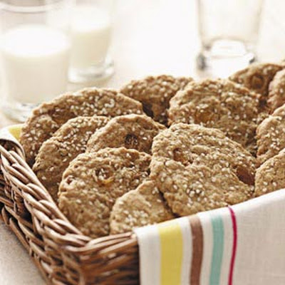 Take-Along Breakfast Cookies