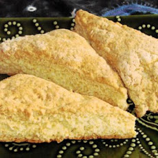 Orange Almond Scones
