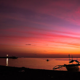 Port by Karen Lee - Landscapes Sunsets & Sunrises