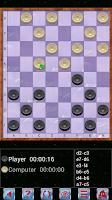 Screenshot of Checkers V+