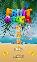 Screenshot of Fruit Beach