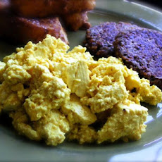 Basic Breakfast Tofu Scramble