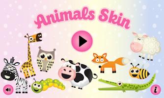 Screenshot of Animals Skin