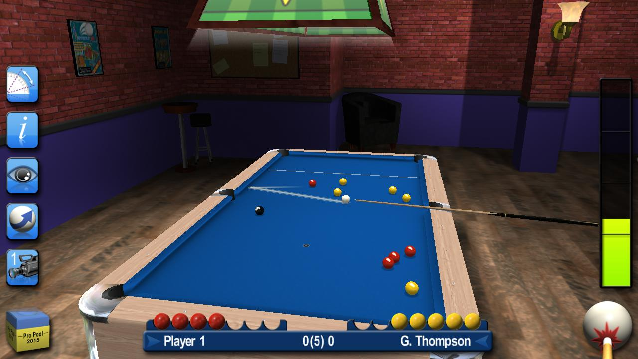 Pro Pool 2015 Screenshot 19