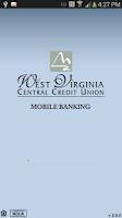 Screenshot of WVCCU Mobile Banking