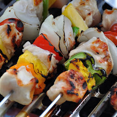 Best-Ever Grilled Chicken Kebabs