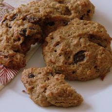 Bean & Banana Cookies