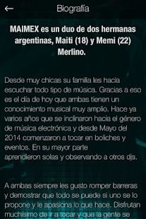 MAIMEX - screenshot