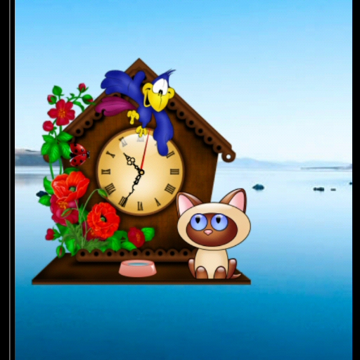 貓犬鬧鐘小工具 娛樂 App LOGO-APP試玩
