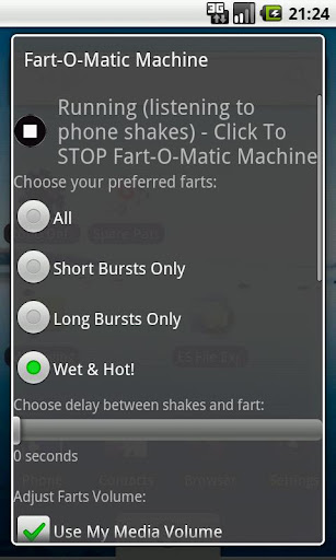 Farts Machine Farting app