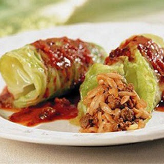WW Beef Cabbage Rolls