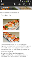 Screenshot of La cuina de sempre .CAT