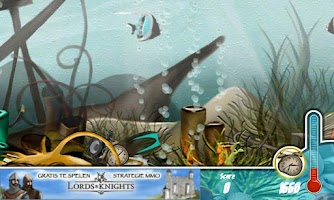 Screenshot of FREE Hidden World Aqua