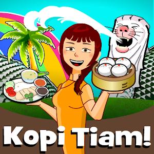 Cover art Kopi Tiam - Cooking Asia!