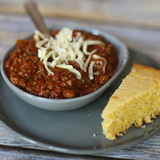 Quick and Easy Beef Chili with Beans