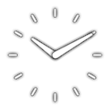 Analog clock widgets icon